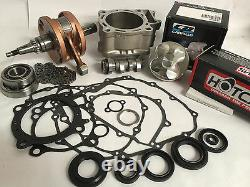02-08 CRF450R CRF 450R Big Bore Stroker Crank Motor Rebuild Complete Kit Hotcam