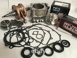 04 05 TRX450R TRX 450R Big Bore Stroker Rebuild Kit Hotrods Hotcam CP 500cc +3