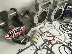 05-11 Brute Force 750 Big Bore Kit COMPLETE Motor Engine Rebuild 840 NO CORES