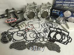 05-11 Brute Force 750 KVF750 90mm 840cc Hotrods CP Big Bore Motor Rebuild Kit