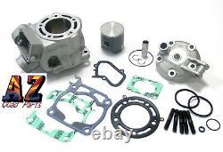 05-20 Yamaha YZ125 YZ 125 58mm 144cc Athena Big Bore Cylinder Top End Piston Kit