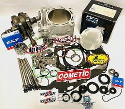 06 07 08 09 YZ450F YZF450 Big Bore Stroker Motor Rebuild Kit 500cc Hotrods