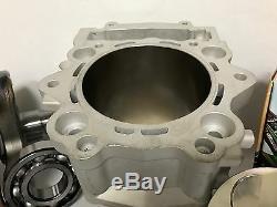 06-14 Raptor 700 Big Bore Stroker Motor Rebuild Kit Clutch 105.5 Cylinder 780cc
