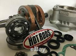 06+ TRX450R TRX 450ER 450R Big Bore Stroker Crank 51o Complete Motor Kit Hotcam