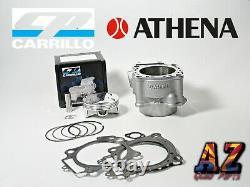 06+ TRX450R TRX 450R 100mm 490cc 13.51 CP Athena Big Bore Top End Cylinder Kit