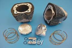 107 Big Bore Twin Cam Cylinder Kit, for Harley Davidson, by V-Twin