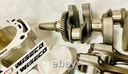 13 14 RZR XP 900 XP900 Oil Pump Big Bore Cylinder Kit Complete Rebuild 96m 935