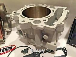 15-18 Raptor 700 108 mil Big Bore Stroker Crank Complete Motor Rebuild Kit 815