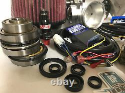 15-18 Raptor 700 YFM7 108mm 815 MONSTER Big Bore Stroker Motor Rebuild Kit