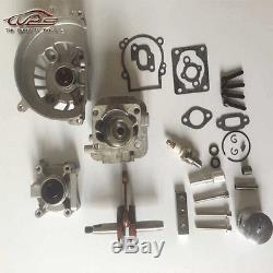 30.5cc 4 BOLT Big Bore Rebuild Kit HP Gas Engine for HPI BAJA 5B 5T 5SC