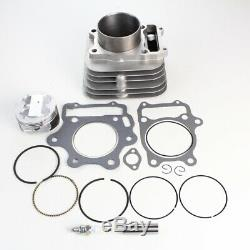 330cc Big Bore Cylinder Piston Gasket Kit for Honda Sportrax TRX300EX 1993-2008