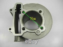 61mm BIG BORE KIT (172cc) ENGINE REBUILD KIT FOR SCOOTERS With 150cc GY6 MOTOR #5