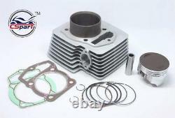 69mm Big Bore Kit Cylinder Set for Loncin ZongShen 200CC 250CC 69FMM Engine