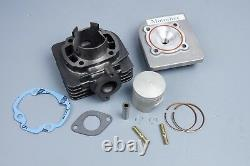 70cc big bore kit 46mm for TGB Delivery 50, Key West 50, X-Race 50 2T scooter