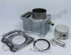 70mm Big bore Kit Change 250CC to 300CC GY6 Zongshen Bashan Taotao Dirt Bike