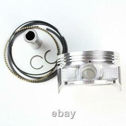 89mm 440cc Big Bore Cylinder Piston Gasket Kit For Honda TRX400EX Sportrax 99-08