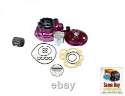 90cc BIG BORE CYLINDER KIT + HEAD FOR Aprilia AF1 CLASSIC MX50 PEGASO RS50 RX50