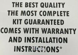 99-04 TRX400EX TRX 400EX Rebuild Kit Big Bore 87mm Complete Top Bottom End Crank