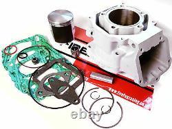 Aprilia RS125 Rs 125 140cc Big Bore Cilindro / Kit & Pistone 122'97 -'12