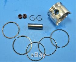 Baja Motorsports Dirt Runner DR49 DR50 50cc to 70cc Big Bore Cylinder Kit
