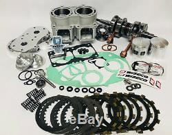 Banshee 421cc 4mm CPI Hotrods Wiseco Cub Complete Motor Big Bore Stroker Kit