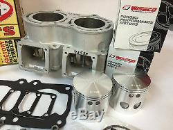 Banshee 421cc 4mm CPI Hotrods Wiseco Keihin Cub Complete Big Bore Stroker Kit
