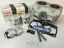 Banshee 472cc 72mm 4 Mil Super Cub CPI Cylinder Big Bore Top End Rebuild Kit