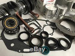 Banshee 72 mil 521 cc 10mm Super Cub Cylinder Wiseco Big Bore Stroker Kit