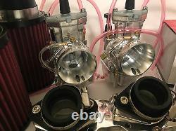 Banshee Hotrods 4 Mil 410 Pro Design Crank Ported Cylinders Big Bore Stroker Kit