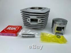 Bicycle Engine Falcon 911 Big Bore Kit 48mm 80cc REED & Intake Manifold type