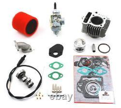Big Bore Kit 88cc Cylinder Piston Carb CT70 XR70 CRF70 XR CRF CT 70 R F TBW0931