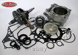Big Bore Rebuild Kit Crankshaft Cylinder Piston Honda TRX 450R 2004-2005 479cc