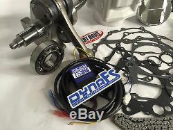 DRZ400S DRZ DR-Z 400S 470cc Hotrods CP Big Bore Cylinder Stroker Kit Dyna CDI