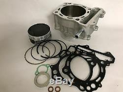 DRZ400 DRZ 400 400S 400SM 94 Mil 94mm 434 Big Bore Cylinder Top End Rebuild Kit