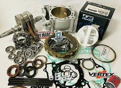 DRZ400 DRZ 400 400S Big Bore Stroker Motor Complete Rebuild Kit Clutch 470 94mm