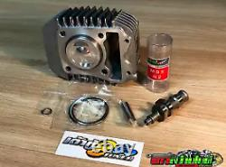 FOR HONDA GROM 125 MSX 125 180cc Big Bore Piston and Cylinder Kit