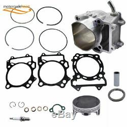 For Kawasaki KFX400 2003-2006 94mm 434cc Big Bore Cylinder Piston Gasket Kit USA
