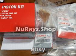 Genuine Yamaha Nmax MBK Ocito 125 Big Bore Up Cylinder Kit 155 cc