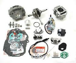 HONDA CT70 108cc ENGINE BIG BORE STROKER CRANK KIT TBPARTS