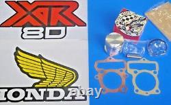 HONDA XL80 XR80 CRF80 HIGH COMPRESSION 100 kit BIG BORE PISTON 92cc XR CRF 80