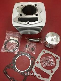 Honda CB125S XL125S TL125 Straight Fit Big Bore Kit Oe Honda Gaskets