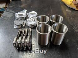 Honda CB900/1100F DOHC 1300cc big bore kit, Rods, Head gasket, Sleeves & piston kit