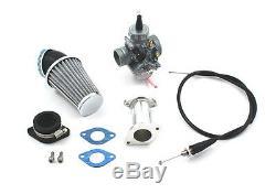 Honda Crf100 Xr100 Mikuni Carb Carburetor Kit Big Bore Xr Crf 100 Bbr 120cc