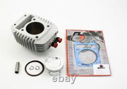 Honda GROM Big Bore Kit & Cam! TB Parts 186cc MSX125 & Monkey Big Power! TBW9150