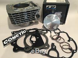 Honda TRX 400EX TRX400EX 400X 89mm 89 440 Big Bore Top End Rebuild Kit CP Piston