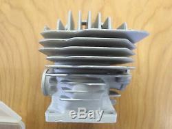 Hyway Big Bore Nikasil cylinder piston kit for Stihl MS460, 046 54mm withgaskets