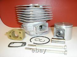 Jonsered 630 Piston & Cylinder Big Bore Kit, 52mm, New