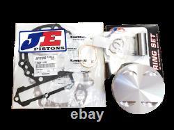KLR 650 685 Big Bore Forged Piston Kit (1996-2018) Eagle Mfg