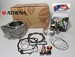 Kawasaki KFX450R KFX 450R 490cc 100 Big Bore Cylinder JE 131 Piston Top End Kit