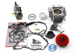 Kawasaki KLX110 KLX DRZ 110 165cc Big Bore Kit & 28mm Big Carb TB Parts TBW9031